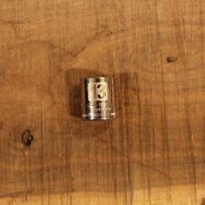 "USA Made Craftsman 13-MM Socket 6 Point 1/4"" Drive G2D-34609"