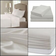Smart Cool Bed Sheets Set,Microfiber Moisture Wicking Fabric Bedding - King Size