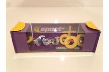 SCALEXTRIC C8404 Assorted Contrate Gears x 5 25, 26, 27, 28, 29 Tooth,Key Screw