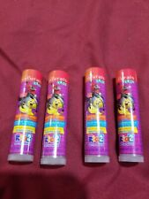 LOT OF 4 - AVON NATURAL KIDS LIP BALM MAGNIFICENT MANGO - SEALED - DISCONTINUED