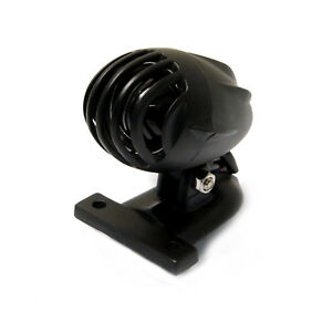 Project Motorbike Prison Stop & Tail Light Bulb Black Vintage Style - BLEMISHED