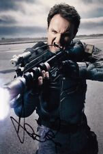 JASON CLARKE signed Autogramm 20x28cm TERMINATOR in Person autograph COA