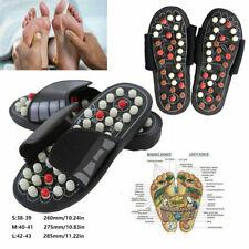 Massage Slippers Feet Reflex Sandal Reflexology Acupressure Therapy Protect