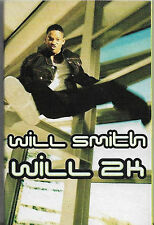 WILL SMITH WILL 2K /  SO FRESH CASSETTE single Hip Hop Pop Rap