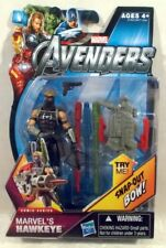 "Marvel Universe The Avengers Movie (2012) - 3 3/4"" Comic Series Hawkeye (MOC)"