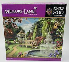 Memory Lane - Alan Giana *Make A Wish* 300 Piece EZ-Grip Jigsaw Puzzle-Complete