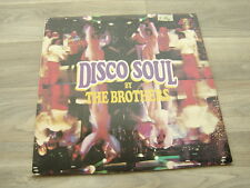 soul funk disco LP *EX+* THE BROTHERS 1970s boogie ohio players inception breaks