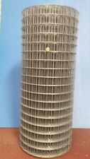 "Galvanised Welded Mesh Dog Fence Roll 36"" x 25.0m 2"" x 2"" x 2.50mm Heavy Duty"