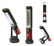 Rolson 20 & 5 Led trabajo Garage inspección Lámpara Luz Smd 400 Lumens Magnético