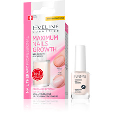 EVELINE Max Nail Growth Quickener Professional Nail conditioner growth promoter