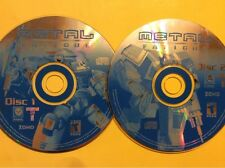 METAL FATIGUE PC 2000 RARE DISCS ONLY.  FREE SHIPPING