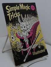 Simple Magic Tricks  - 32 page booklet