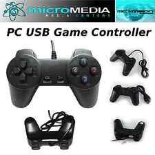 MediaVisionGAME USB Game Controller Gamepad Joypad For PC- Windows Linux