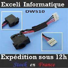DC power jack socket port et fil de câble Samsung R467 d'alimentation Chargeur