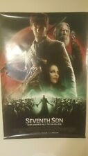Lot of 10 27x40 Double Sided Movie Posters Rush, Purge, Seventh Son, Etc.