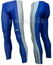 MEN MALE RACING COMPETITION TRAINING SWIM FAST SKIN LEGSKIN 3XL 34/36