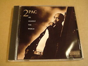 CD / 2PAC - ME AGAINST THE WORLD