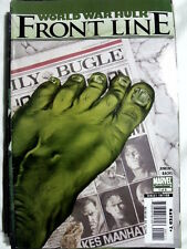 World War Hulk n°1 2007 - FRONT LINE -  ed. Marvel Comics  [G.179]