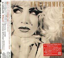 Eurythmics - Savage Special Edition Japan CD+5BONUS NEW