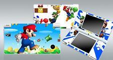 Super Mario Bro Vinyl Decal Skin Sticker for Nintendo DSi NDSi