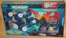 STAR TREK MICRO MACHINES COLLECTOR SET 1. FACTORY SEALED BOX