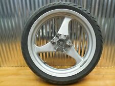 96-00 BMW R1100RT 93-00 R1100RS FRONT WHEEL W/ TIRE 36312311220