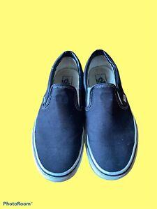 VANS Authentic Men Sneakers Black