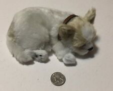 New Napping Chihuahua Realistic Decorative Figure Toy $3.50