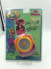 Vintage POLLY POCKET CD PLAYER new MISP 1999 Mattel