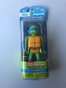 Teenage Mutant Ninja Turtles Leonardo Playmobil Figure