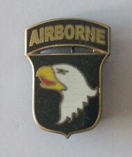Crest 101st AIRBORNE US émaillé  (25mm) REPRO de qualité