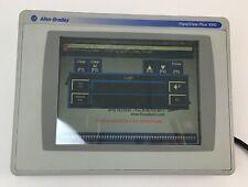 ALLEN BRADLEY PANELVIEW PLUS 1000 2711P-T10C4B2 TOUCHSCREEN MODULE SER.A REV.F