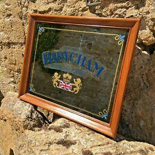 Vintage Babycham Mirror 1984 16 x 20.5 inches