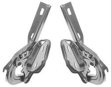 1965-66 Mustang Coupe/Convertible Trunk Lid Hinges - Pair New Dii