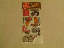 Hostess Puffy Stickers