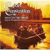 Fairport Convention - Moat On The Ledge  CD) Live At Broughton Castle 1981 new