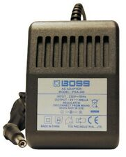 OFFICIAL BOSS PSA-240 9V 200MA AC REGULATED POWER SUPPLY ADAPTER
