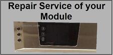 WB07X11196 PVM2070SM2SS /3SS GE MICROWAVE CONTROL PANEL REPAIR