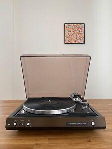 Plattenspieler DUAL CS 714Q Direct Drive Turntable Vintage Vinyl Record Player