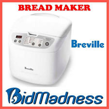 BREVILLE ELECTRONIC BREAD MAKER BAKERS OVEN w/ 23 AUTO PROGRAMS BBM100  2YRS WTY