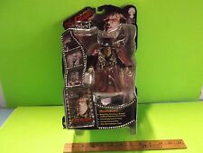 "Silent Screamers Series 1 DR. Caligari 6""in Hypnotist Action Figure Aztech Toyz"