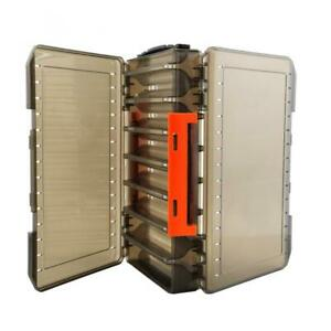 14 Compartments Fishing Lure Box for Shrimp Bait Minnow Lures Storage Case