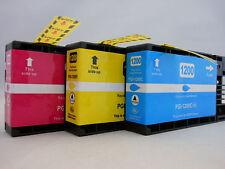 PGI-1200 XL C M Y  Ink Cartridge for Canon Maxify MB2320 MB2720 MB2120 2020 3pK
