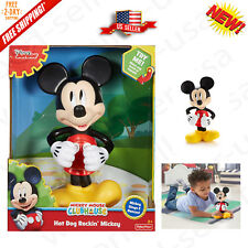 Mickey Mouse Clubhouse Hot Diggity Dog Hot Dog Dance Children Singing Disney Toy