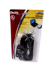 Auto Car Cigarette Lighter Adaptor DC Converter 500 mA Electric Power Charger