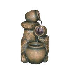 SS11095 - Giare Urn Cascading Garden Fountain w/Pump