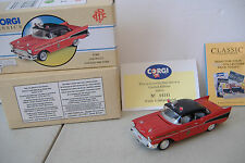 ~CORGI~CHICAGO FIRE DEPT CHIEF~CHEVY BEL-AIR~97389~