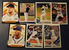 2019 Donruss Baseball Base Veterans Rated Rookies Diamond Kings Retro You Pick