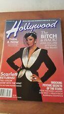 Hollywood Magazine November 1991 Joan Collins