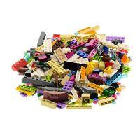 200 Teile Lego System Friends Bau Steine Kiloware Farbe Form zufällig gemischt